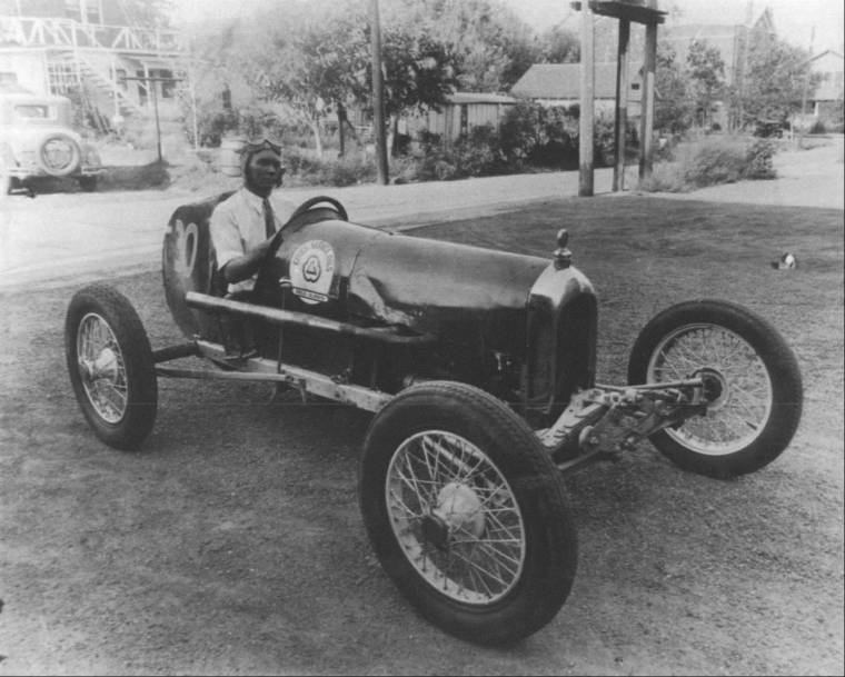 Early Ford Race Cars