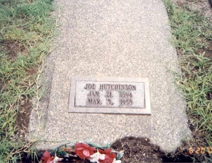joe hutchinson joe hutchinson