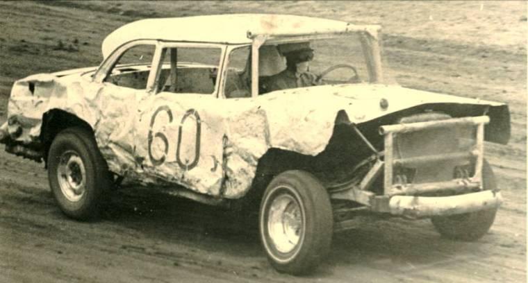 Ernest ramey raced a stock car at winfield kansas for Winfield motors wichita ks