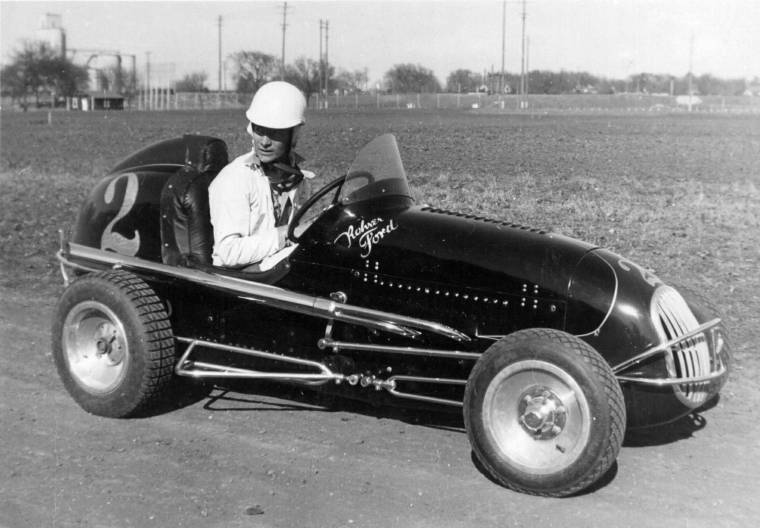 History Of Automobile Racing On The Historic Half Mile Dirt